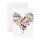 Butterfly Greeting Cards (20 Pack)