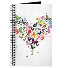 Heart of Butterflies Journal