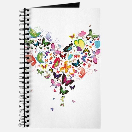 Heart of Butterflies Journal