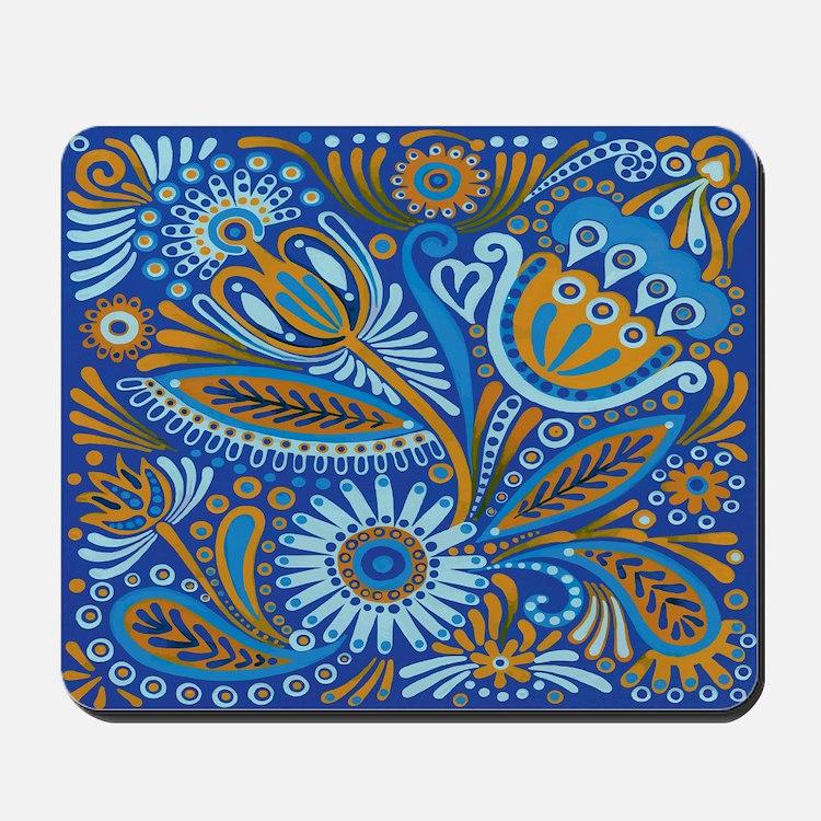 Ukrainian 3 Mousepad