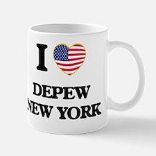 I love Depew New York Mug