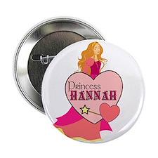 Princess Hannah Button