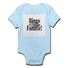 Bingo Fanatic Infant Bodysuit