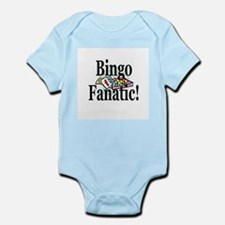 Bingo Fanatic Infant Bodysuit