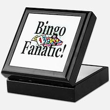 Bingo Fanatic Keepsake Box