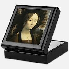 Da Vinci Two Store Keepsake Box