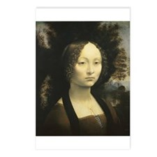 Da Vinci Two Store Postcards (Package of 8)