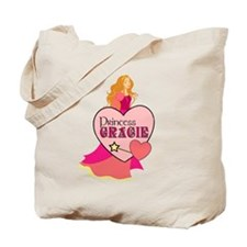 Princess Gracie Tote Bag