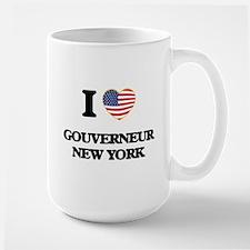 I love Gouverneur New York Mugs