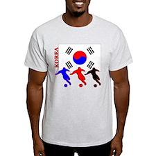 Korea Soccer T-Shirt