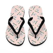 HAPPY TEETH Flip Flops