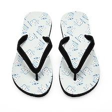 DENTAL DUO Flip Flops