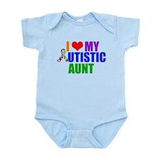 Autistic Aunt Infant Bodysuit