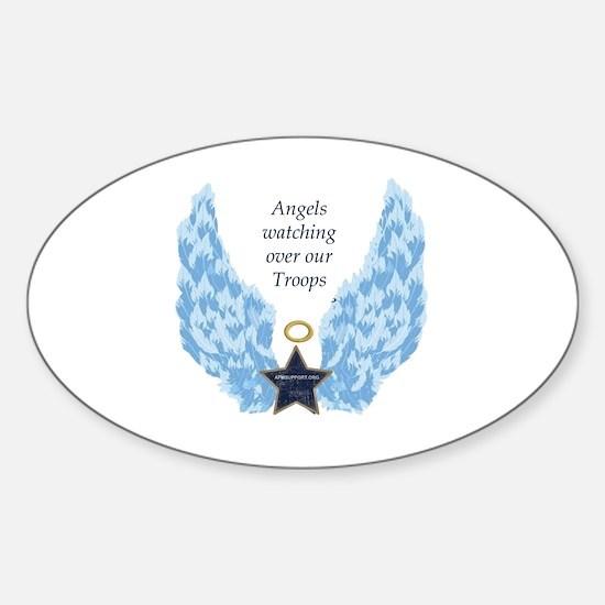 AFMSupport Sticker (Oval)