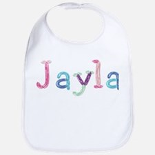 Jayla Princess Balloons Bib