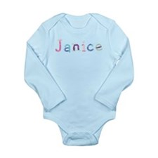 Janice Princess Balloons Body Suit