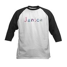 Janice Princess Balloons Baseball Jersey