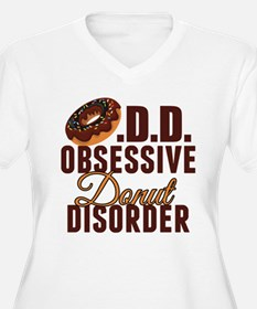 Funny Donut T-Shirt