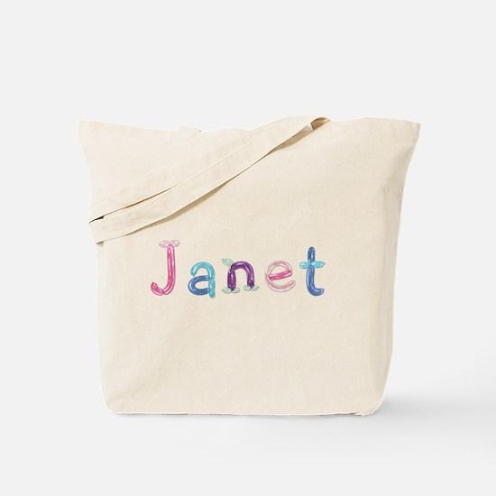 Janet Princess Balloons Tote Bag