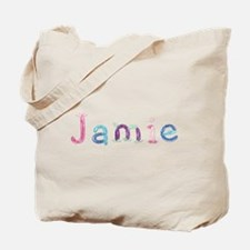 Jamie Princess Balloons Tote Bag