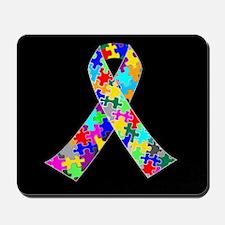 Autism Ribbon Mousepad
