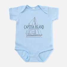 Captiva Island - Infant Bodysuit