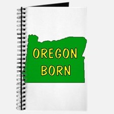 OREGON BORN Journal
