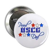 USCG Dad Button