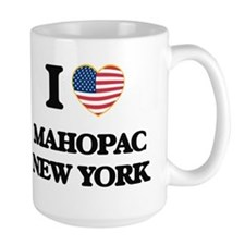 I love Mahopac New York Mugs