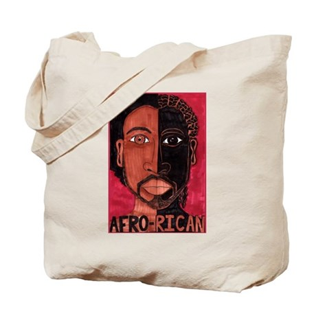 Afrorican2 Tote Bag