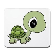 Baby Turtle Mousepad