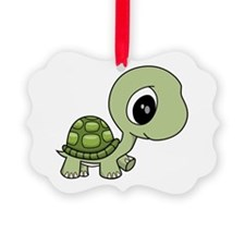 Baby Turtle Ornament