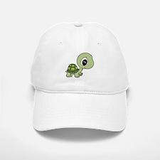 Green Baby Turtle Baseball Baseball Cap