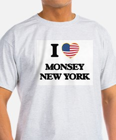 I love Monsey New York T-Shirt
