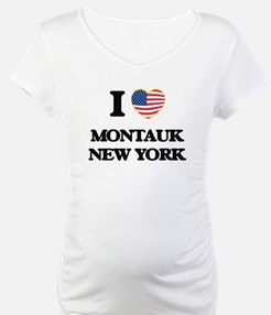 I love Montauk New York Shirt