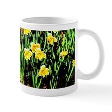 Spring Daffodil Mugs