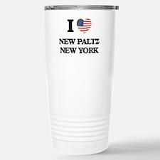 I love New Paltz New Yo Travel Mug