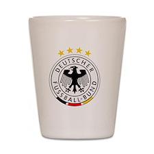 Cute Germany Shot Glass