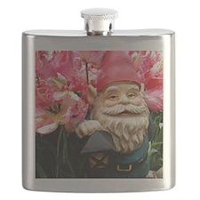 Cute Bloom Flask