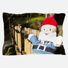 Funny Gnomes Pillow Case