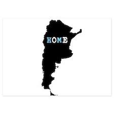 Argentina Home Invitations