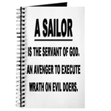 Sailor is the servant Journal