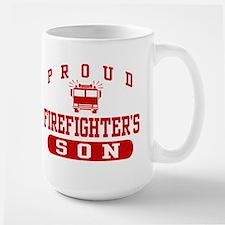 Proud Firefighter's Son Mug