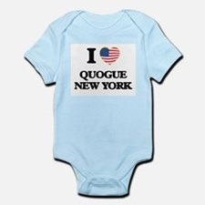 I love Quogue New York Body Suit