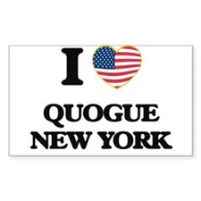 I love Quogue New York Decal