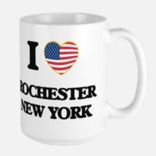 I love Rochester New York Mugs