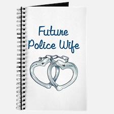 Cute Police officer girlfriend Journal