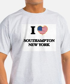 I love Southampton New York T-Shirt