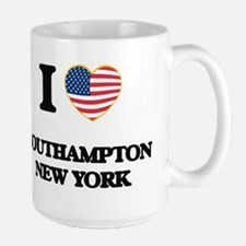 I love Southampton New York Mugs