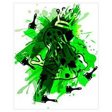 Poison_dart_frog Poster